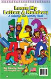 Learn My Letters & Numbers Coloring Book